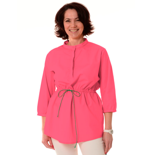 Embroidered-Medical-Tunic-Andromeda-Coral