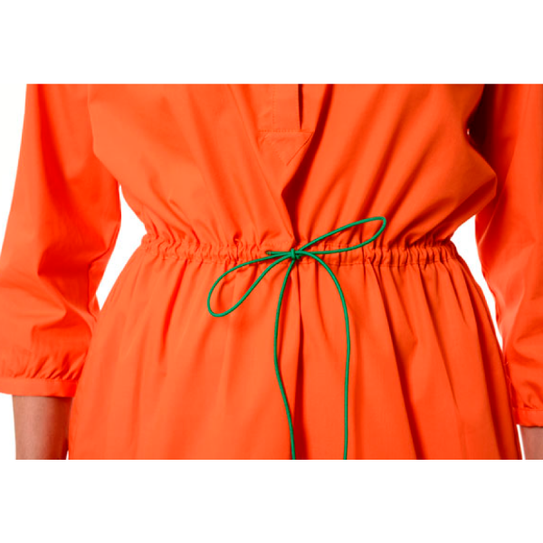 Embroidered-Medical-Tunic-Andromeda-Orange-Lace