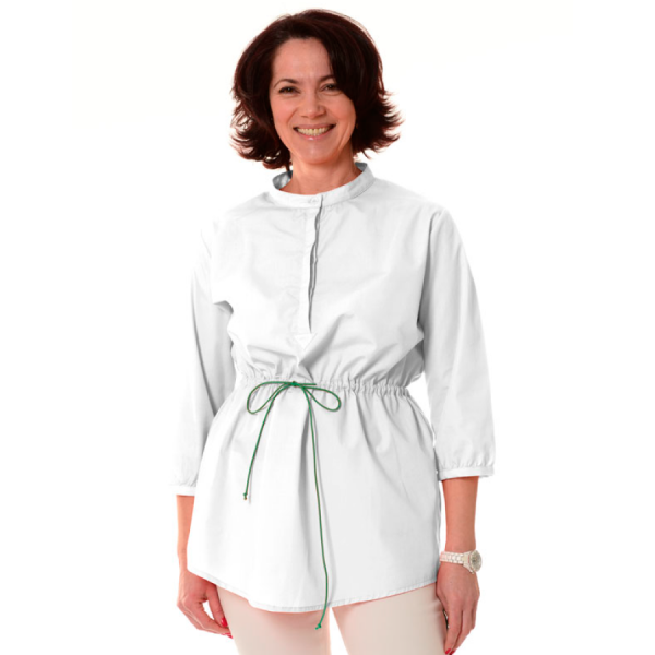 Embroidered-Medical-Tunic-Andromeda-White