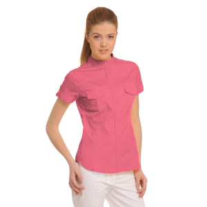 Ladies-Shirt-for-Work-Tucana-Coral
