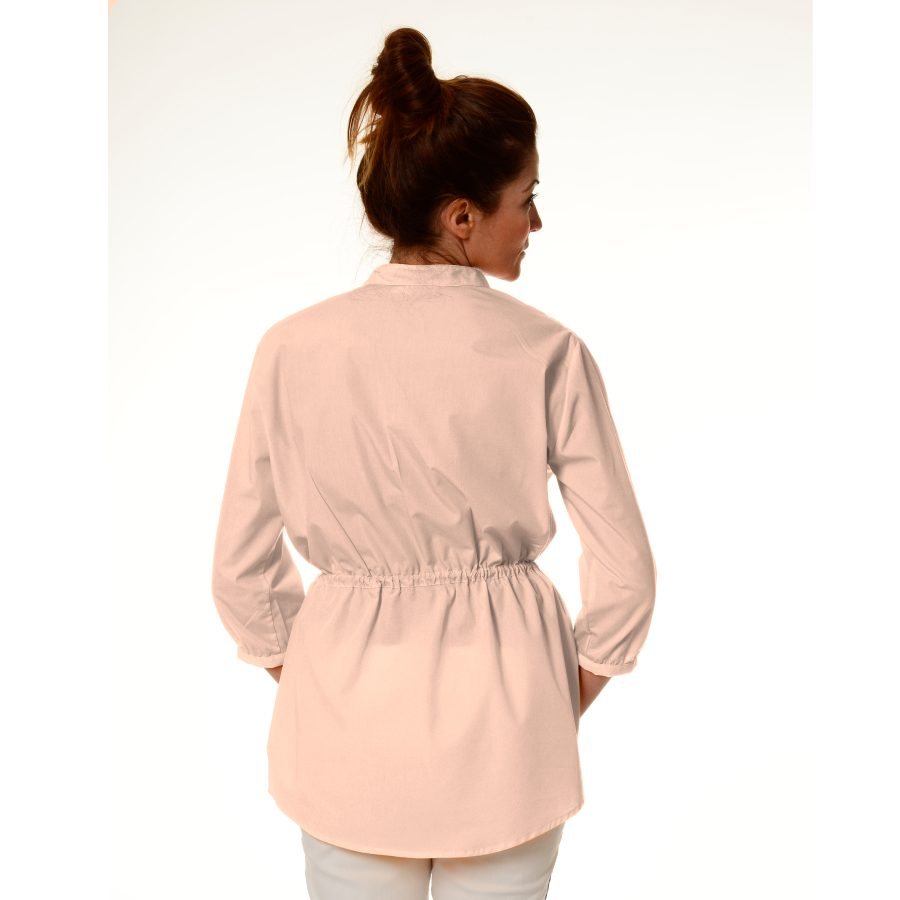Ladies-Tunics-for-Work-Andromeda-Stone-back