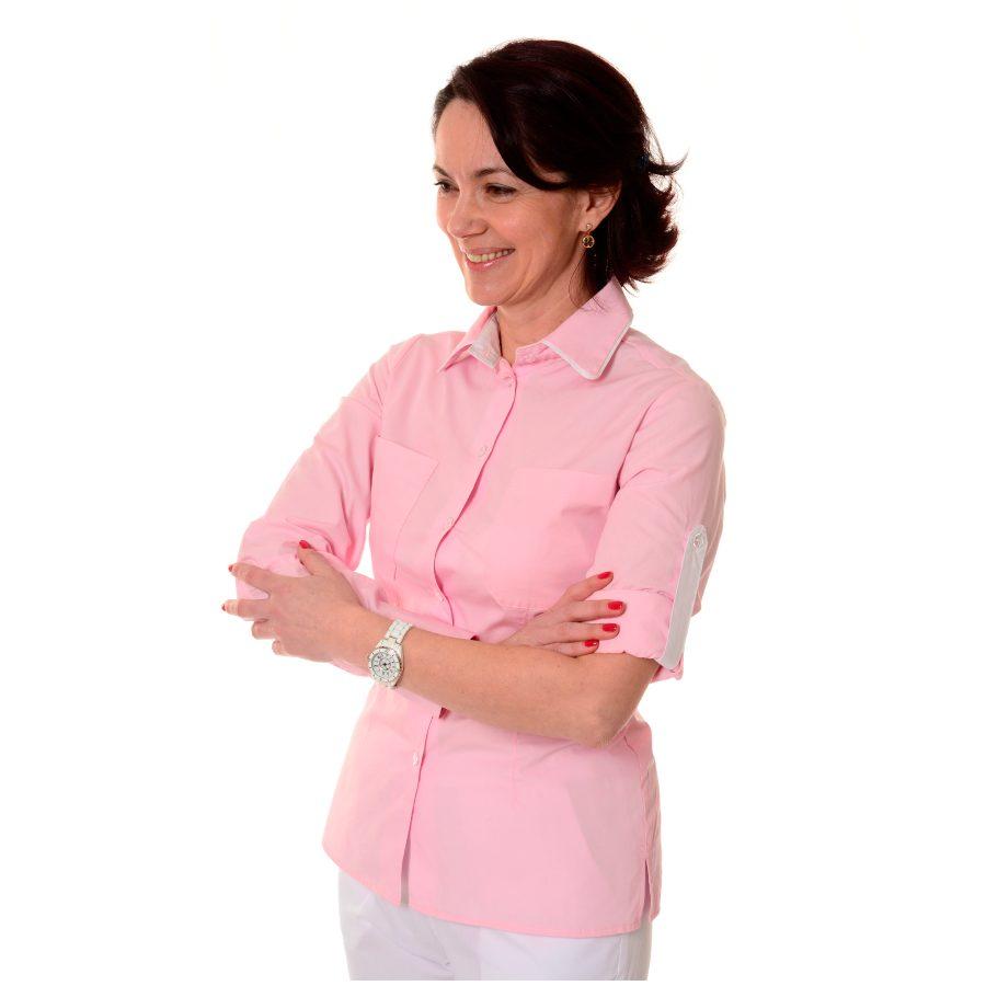 Ladies-Work-Shirt-Onda-Pink-1
