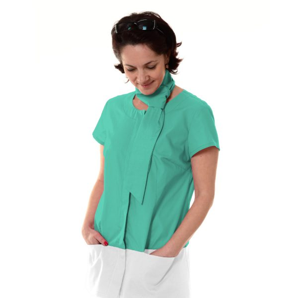 Medical-Tunic-Columba-Green