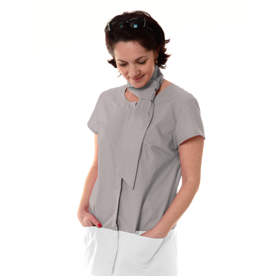 Medical-Tunic-Columba-Grey