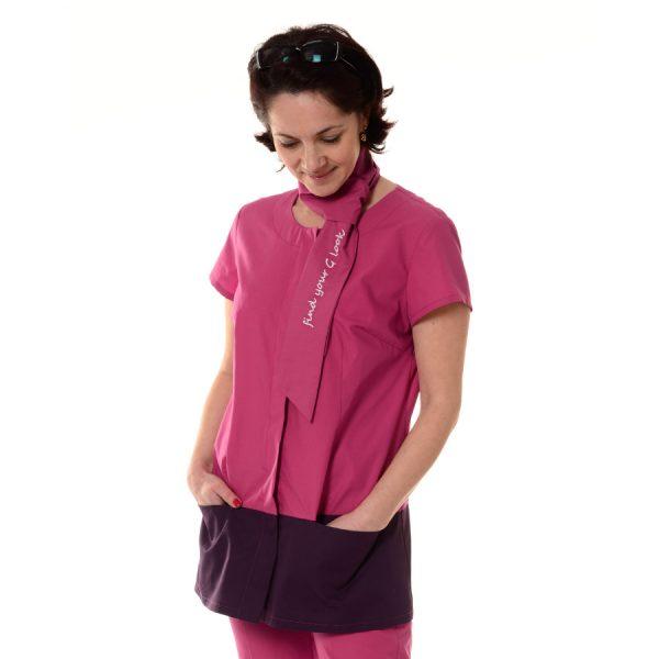Medical-Tunic-Columba-Pink