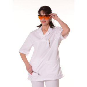 Medical-Tunic-Dorado-Women-White