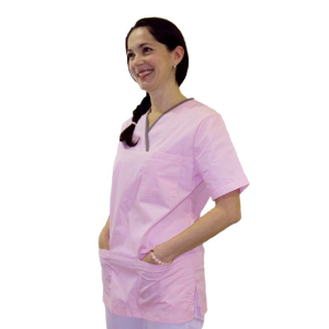 Medical-Tunic-Lupus-Rose