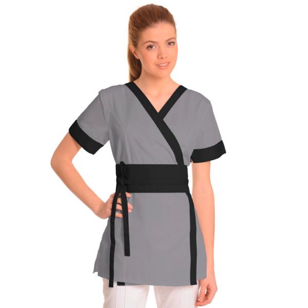 Medical-Workwear-Tunics-Vela-Grey