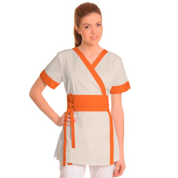 Medical-Workwear-Tunics-Vela-Orange