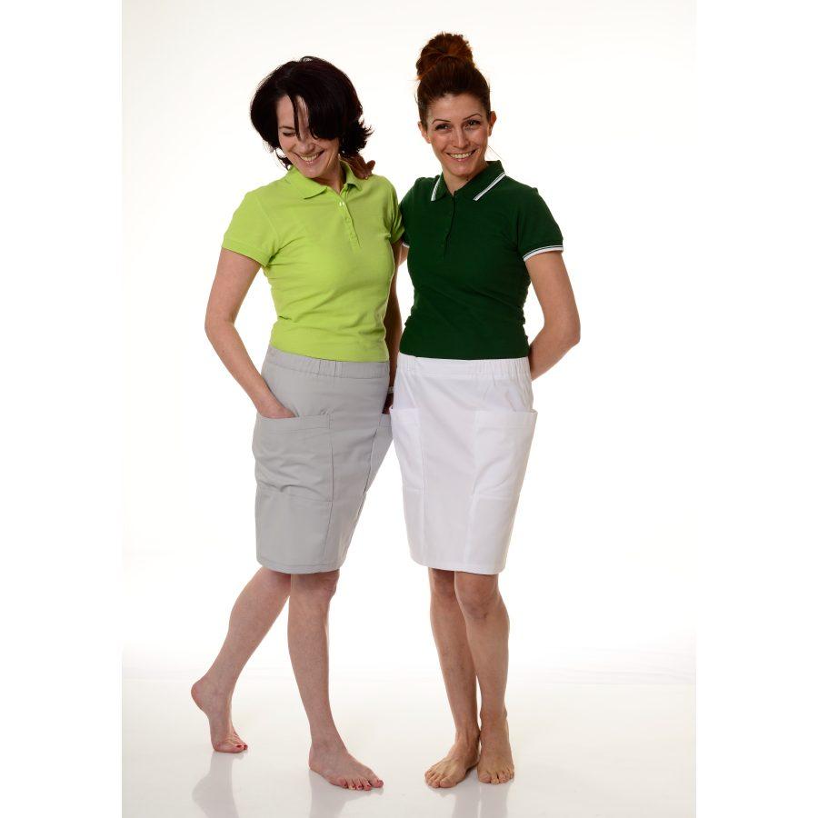 Womens-Work-Skirt-Mensa-White-and-Grey