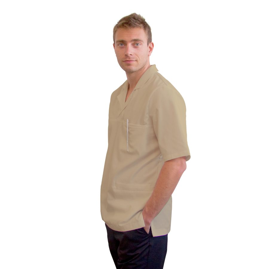Work-Tunics-for-men-Dorado-stone