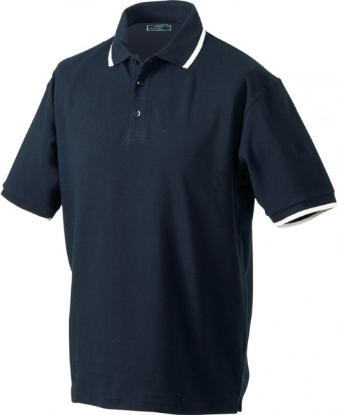 Mens-Work-Polo-Shirt-JN034-navy