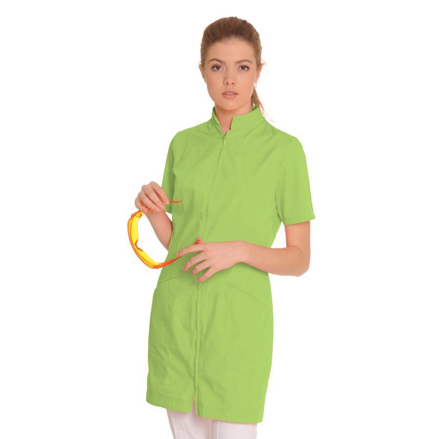 Lab-Coat-Geminy-Green