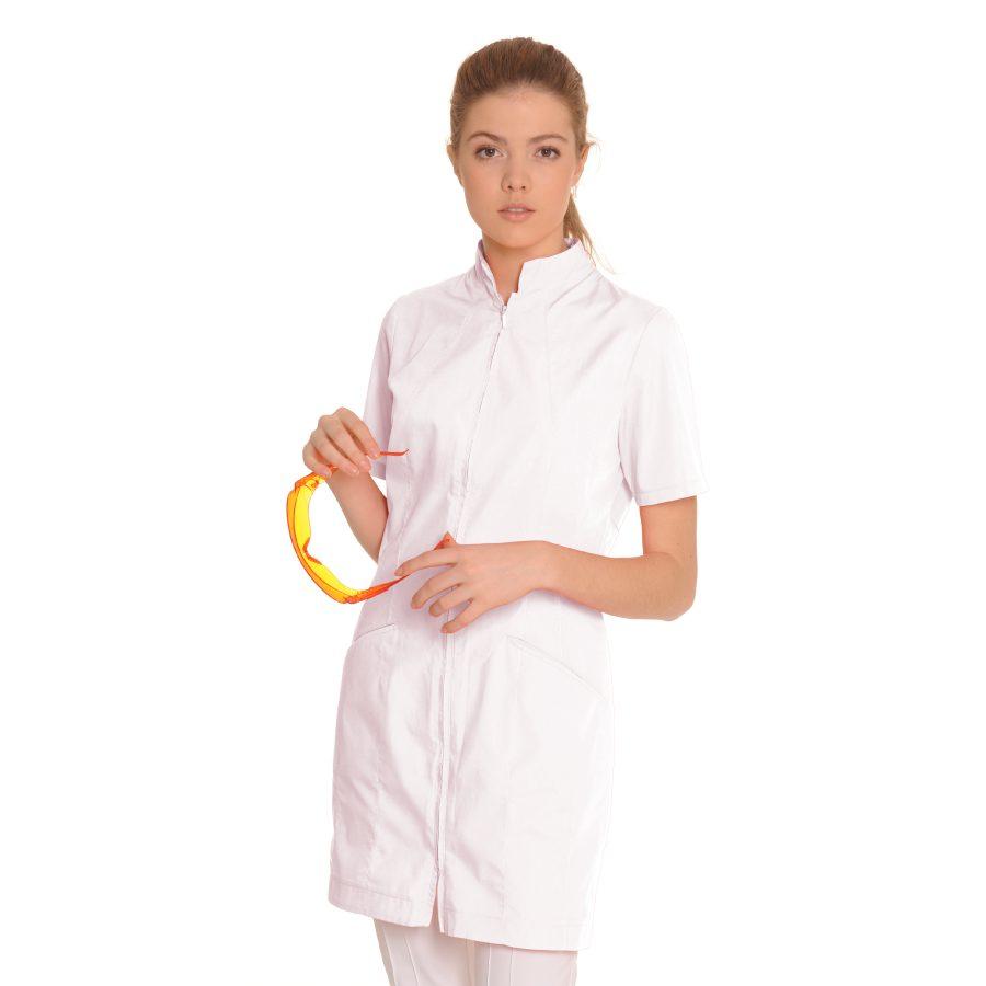 Lab-Coat-Geminy-White