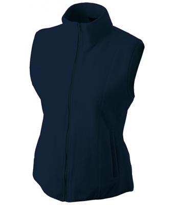 Ladies-Fleece-Gilet-JN048-navy-1