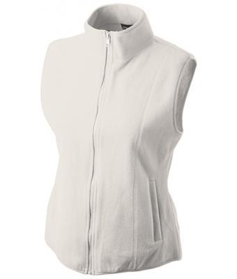 Ladies-Fleece-Gilet-JN048-off-white-1