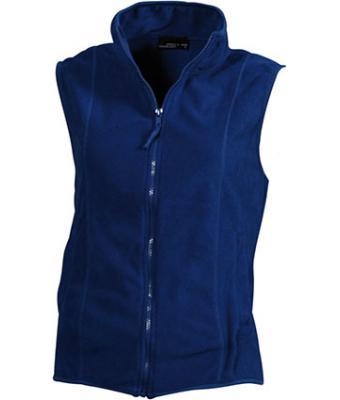 Ladies-Fleece-Gilet-JN048-royal-1