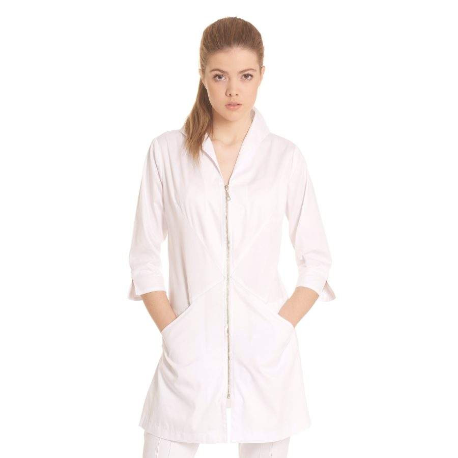Ladies-white-coat-Norma-White