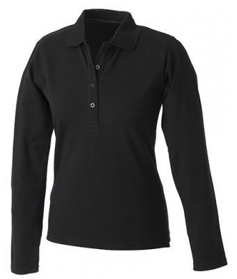 Longsleeve-Polo-Shirt-Black-JN-180-1