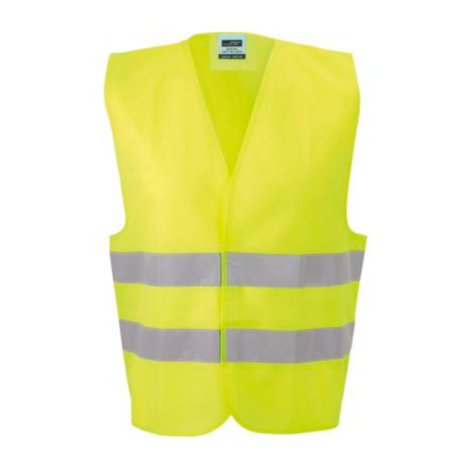 Safety-Vest-Yellow