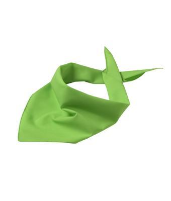 Triangular-Scarf-MB6524-lime-green
