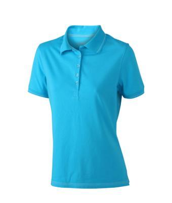 Women-Polo-Shirt-Aqua-T-Shirt-JN-568-1