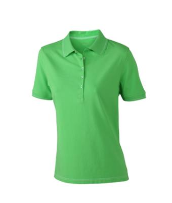 Women-Polo-Shirt-Green-JN-568-1
