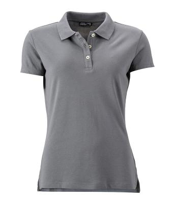 Women-Polo-Shirt-Grey-T-Shirt-JN-356-1