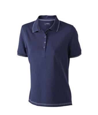 Women-Polo-Shirt-Navy-T-Shirt-JN-568-1
