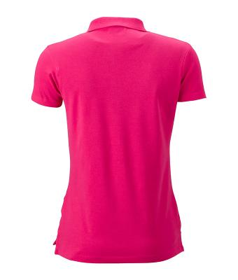Women-Polo-Shirt-Pink-T-Shirt-JN-356-2