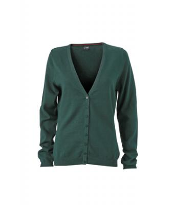 Womens-Cardigan-JN660-forest-green-1
