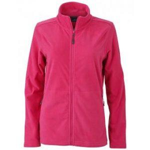 Womens-Fleece-Jacket-JN765-pink-1