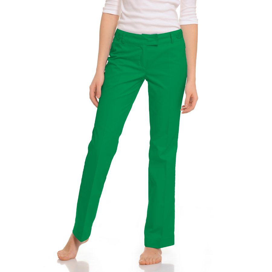 Womens-Medical-trousers-Sagitta-Green