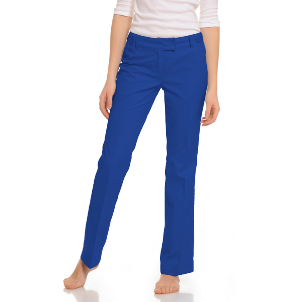 Womens-Medical-trousers-Sagitta-Royal-Blue