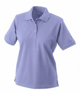 Womens-Polo-Shirt-Lilac-T-Shirt-JN-071-1