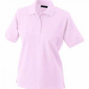 Womens-Polo-Shirt-Rose-T-Shirt-JN-071-1