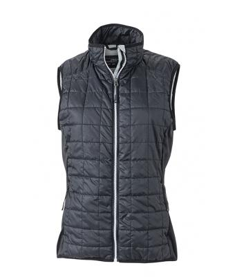 Womens-Sleeveless-Jacket-JN1113-black-1