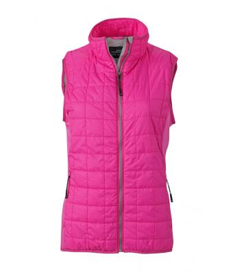Womens-Sleeveless-Jacket-JN1113-pink-1
