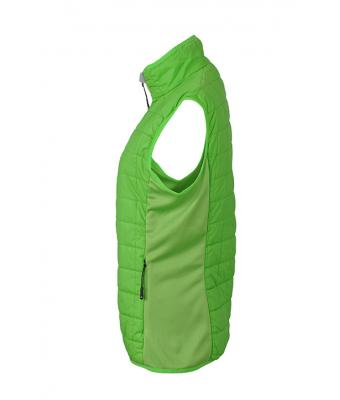 Womens-Sleeveless-Jacket-JN1113-spring-green-3