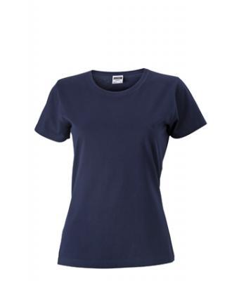Womens-t-shirt-Navy-T-Shirt-JN-971-1