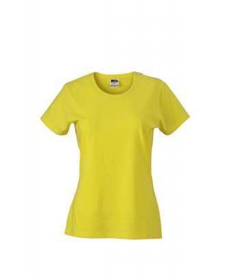 Womens-t-shirt-Yellow-T-Shirt-JN-971-1