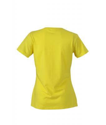 Womens-t-shirt-Yellow-T-Shirt-JN-971-2