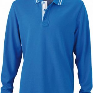 Long-Sleeve-Polo-Shirt-for-Men-JN968-cobalt