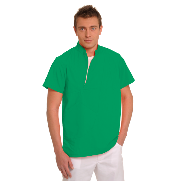 Medical-Tunics-for-men-Aries-Green