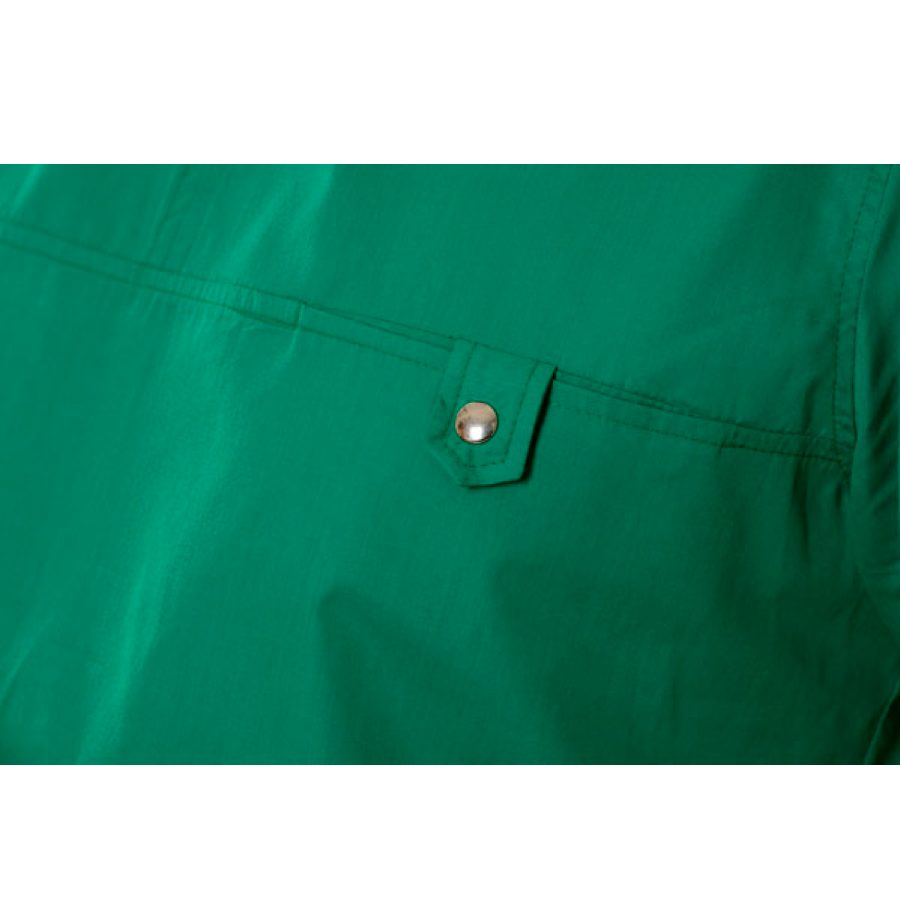 Medical-Tunics-for-men-Crater-Green-pocket