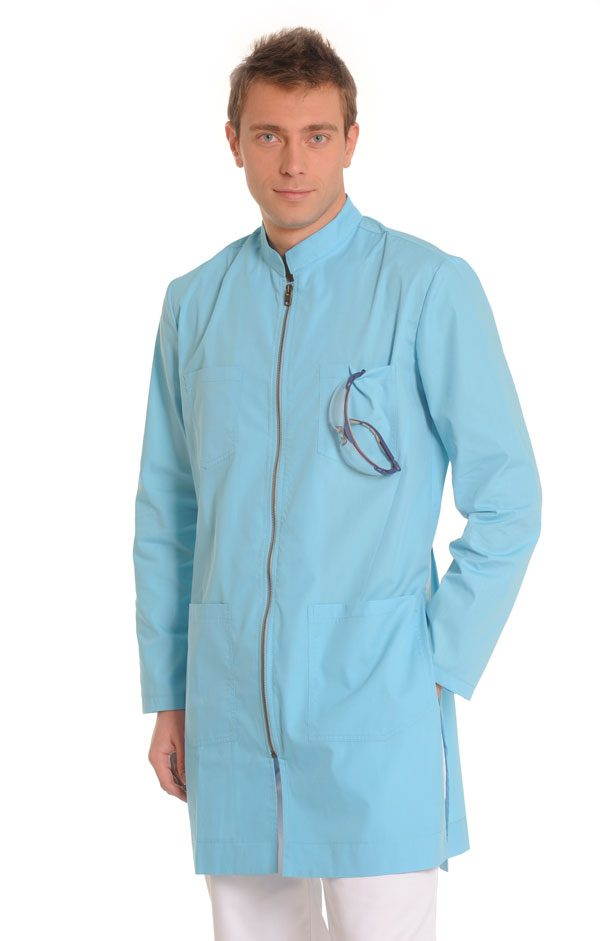 Medical-coat-Virgo-Blue-light