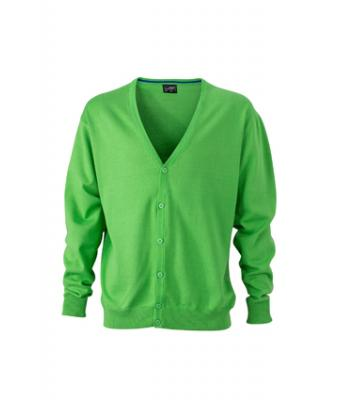 Mens-Cardigan-JN661-green