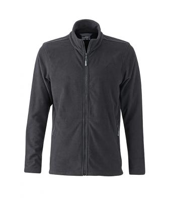 Mens-Fleece-Jacket-JN766-black