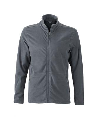Mens-Fleece-Jacket-JN766-carbon