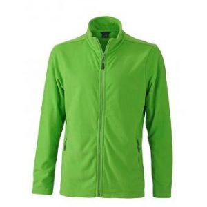 Mens-Fleece-Jacket-JN766-spring-green-1